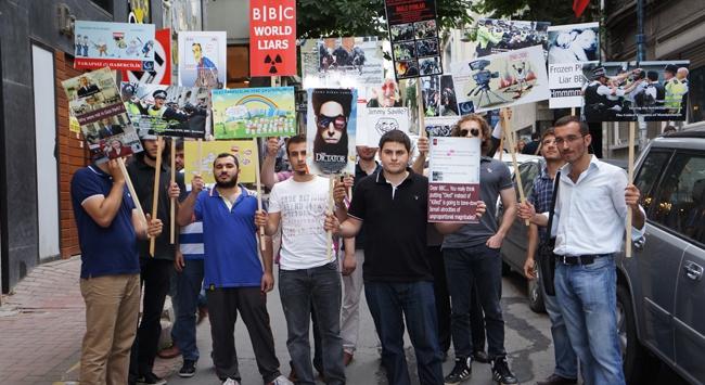 CNN İnternational  ve BBCye Gezi tepkisi