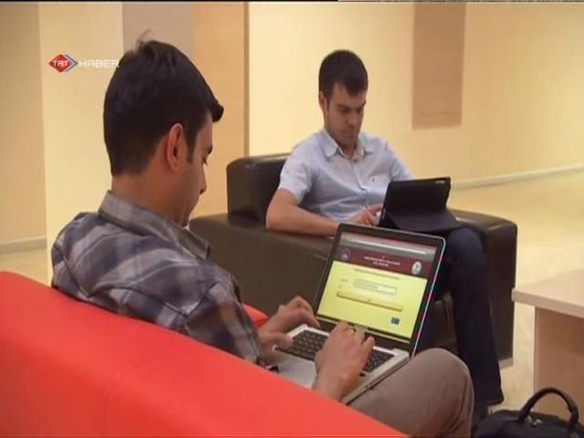 310 bin genç için ücretsiz internet