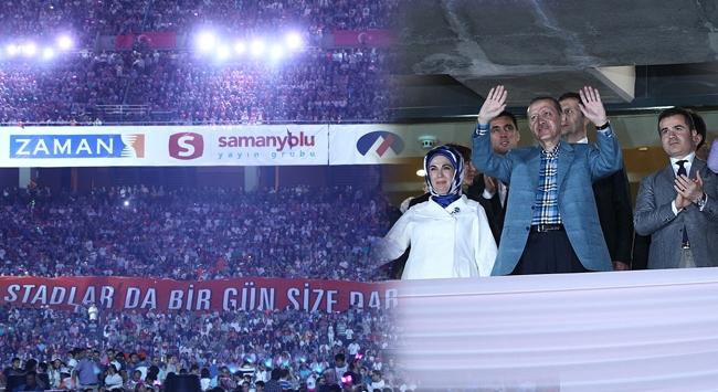 Türkçe Olimpiyatlarına muhteşem final