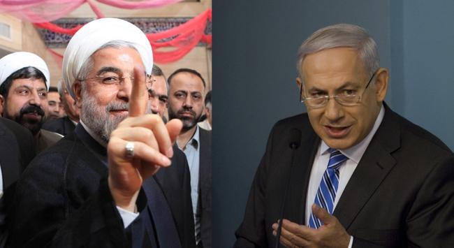 İsrailden Ruhani yorumu: Aldanmayın!