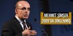 Mehmet Şimşek 2009 yılında dinlendi