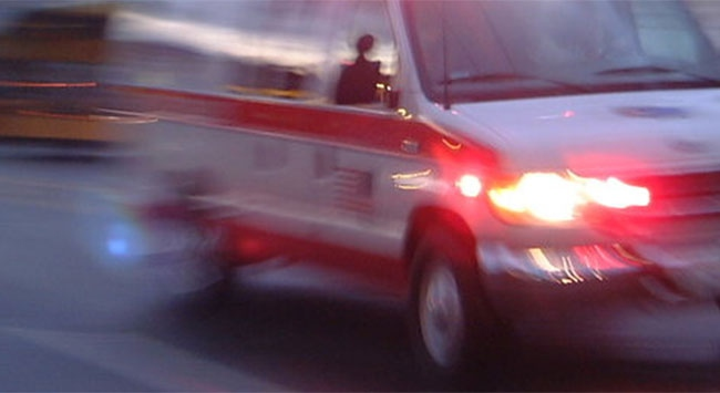 Antalyada trafik kazası