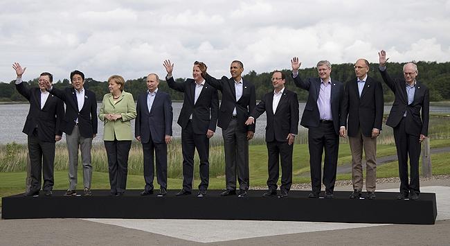 G-8den çok uluslu şirketlere şok haber