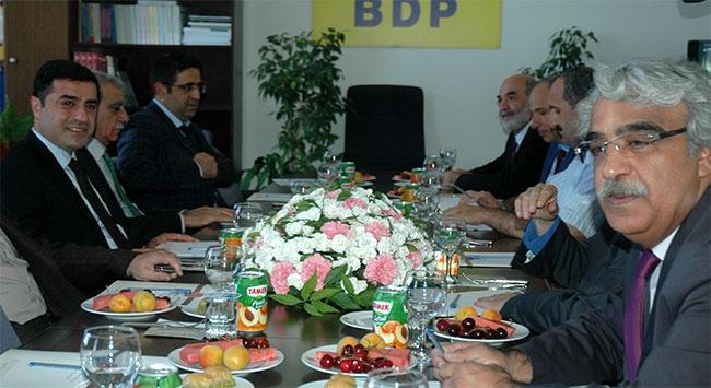 Akil insanlar BDP ile görüştü
