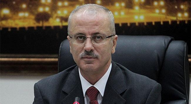 Filistin Başbakanı istifa etti