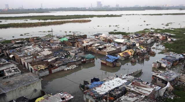 Hindistan Muson yağmurlarına teslim