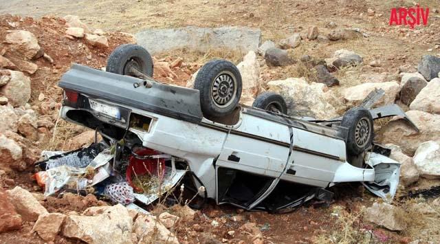 İzmirde Kaza: 1 Ölü
