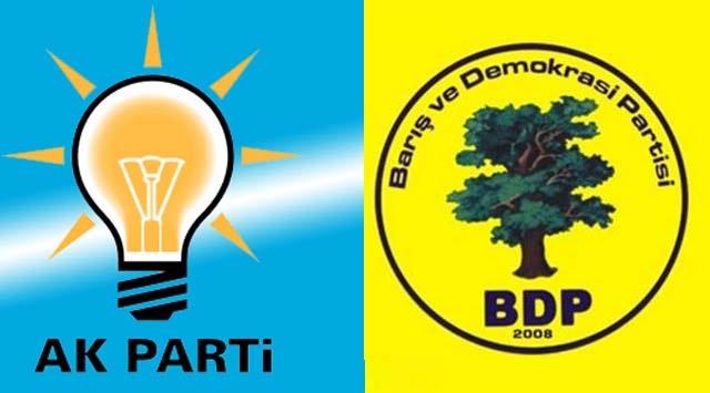AK Parti-BDP Randevusu Yarın