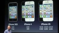 iPhone 4S'ye Büyük İlgi