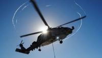 Helikopterle Kaçtı, Takside Yakalandı