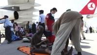 Somali'de Yaralanan 37 Kişi Türkiye'de...
