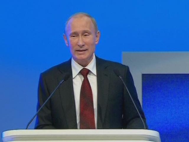 Putin: Krize Karşı Hazırlıklıyız