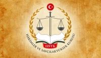 HSYK'dan Özel Yetkili Mahkemelere Atama