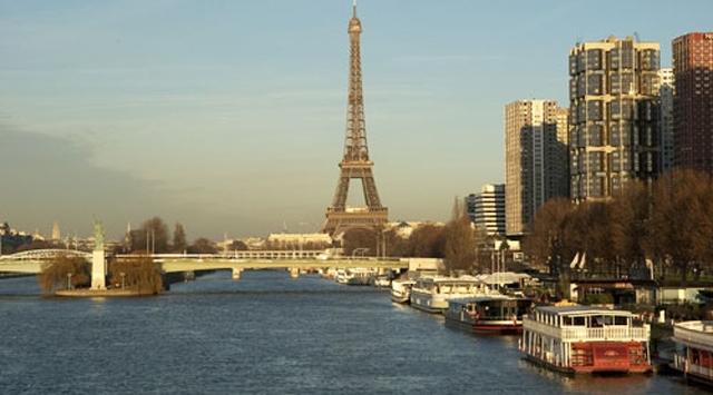 Fransada İşçiler Greve Gidiyor