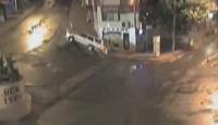 Karabük'te Mobese'ye Takılan Kazalar