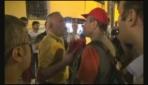 Taksim esnafından eylemcilere tepki