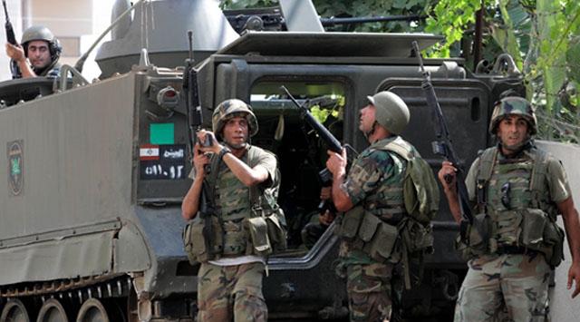 Gerginlik Lübnana sıçradı