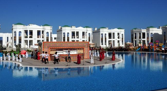 """Türkmenistanın """"Antalya"""" yapma hayali"""