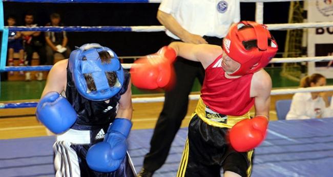 Çözüm sürecine destek için boks şampiyonası..