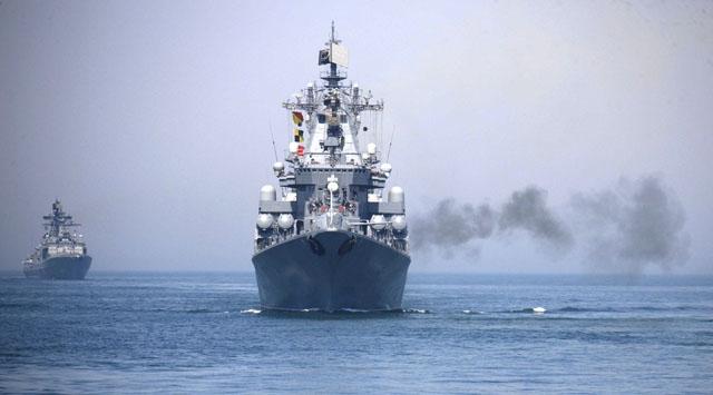 Çin ve Rusyadan ortak deniz tatbikatı