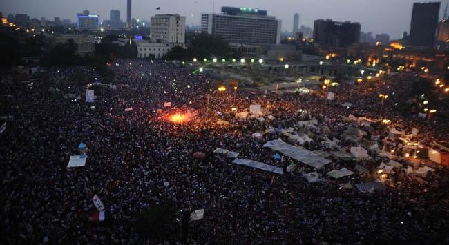 Mısırda darbe bilançosu: 11 ölü, 512 yaralı