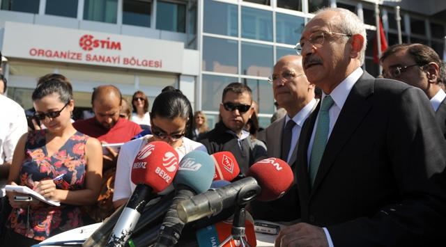 """Kemal Kılıçdaroğlundan """"Mısır"""" açıklaması"""