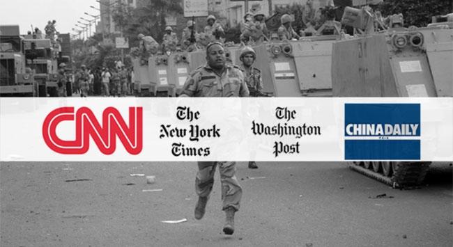 ABD ve Çin basını Mısırda darbeyi böyle gördü