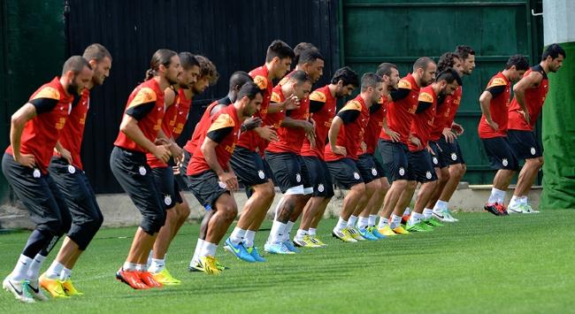 Galatasarayın Avrupa kadrosu belli oldu
