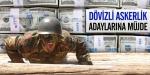 Dövizli askerlik adaylarına müjde