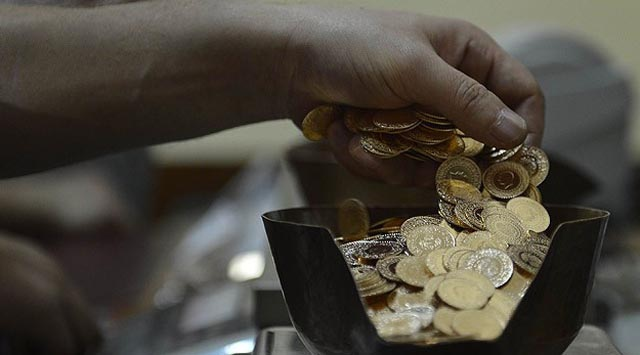 Darphane martta ne kadar altın üretti