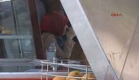 Antalyada 3 aylık hamile kadına saldırı