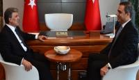 Cumhurbaşkanı Gül MİT Müsteşarı ile görüştü