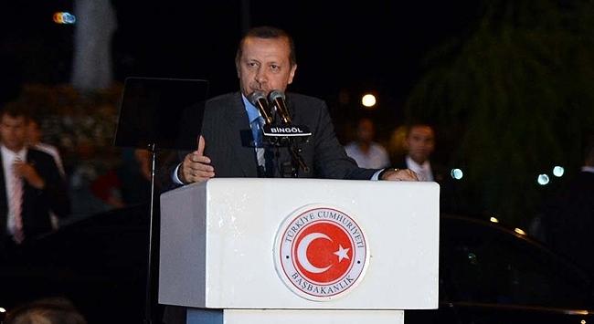 Başbakandan molotoflu-palalı gençlik tepkisi