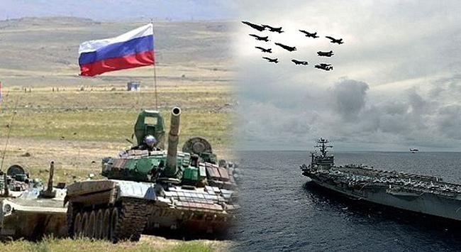 Rusya ve Çinden ortak askeri tatbikat