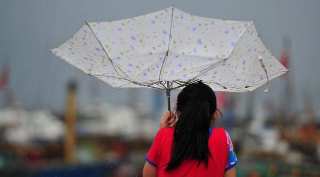 Güney ve Kuzey Kore Bavi tayfununa hazırlanıyor