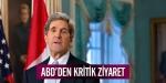 ABDden Ortadoğuya kritik ziyaret