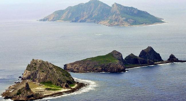 Çinden Japonyaya adalar tepkisi