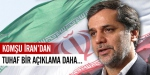 Komşu İrandan tuhaf bir açıklama daha…