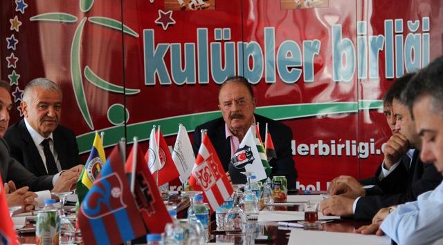 Kulüpler Birliğinin yeni başkanı seçildi