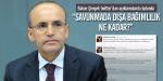 Bakan Şimşek Twitterdan açıklamalarda bulundu