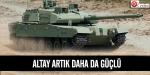 Altay artık daha da güçlü