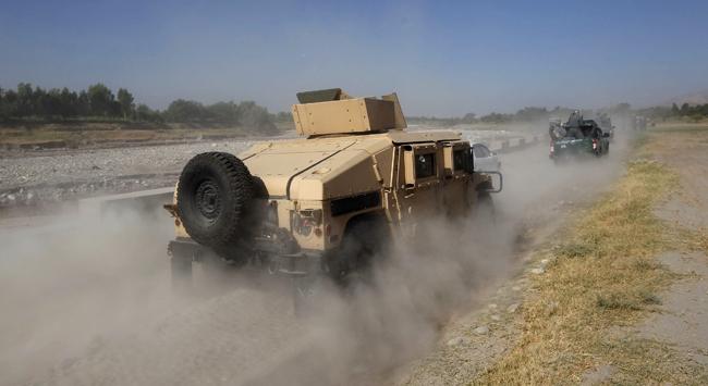 Afganistanda büyük çatışma: 98 ölü