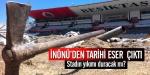 İnönü Stadının yıkımı duracak mı?