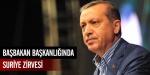 Başbakan başkanlığında Suriye zirvesi