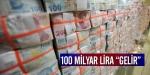 100 milyar lira gelir