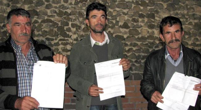 Köylülere 135 bin TL salep cezası!