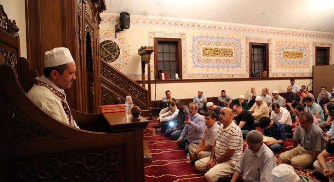 ABDde dünya birincisi Türk hafızdan Kuran ziyafeti