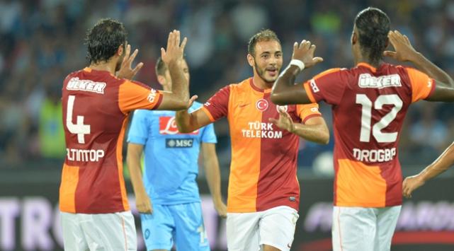 Galatasaray İtalyada istediğini alamadı