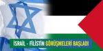 İsrail-Filistin görüşmeleri ABDde başladı