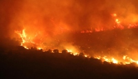 Kanadada yangın kontrol altına alınamıyor